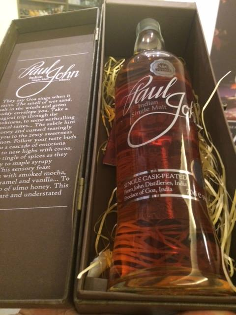 Paul John whisky, Select Cask Peated