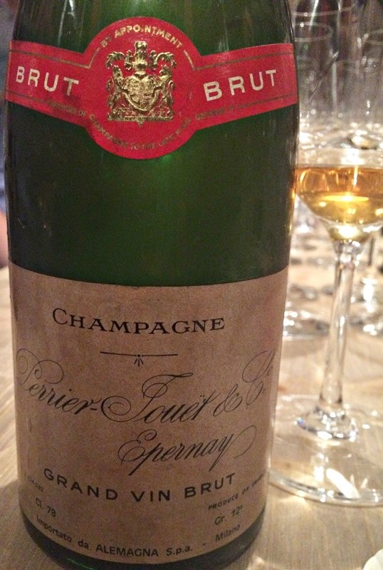 Perrier-Jouët Grand Vin Brut 1975