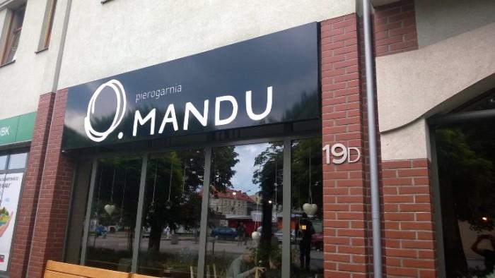 Pierogarnia Mandu