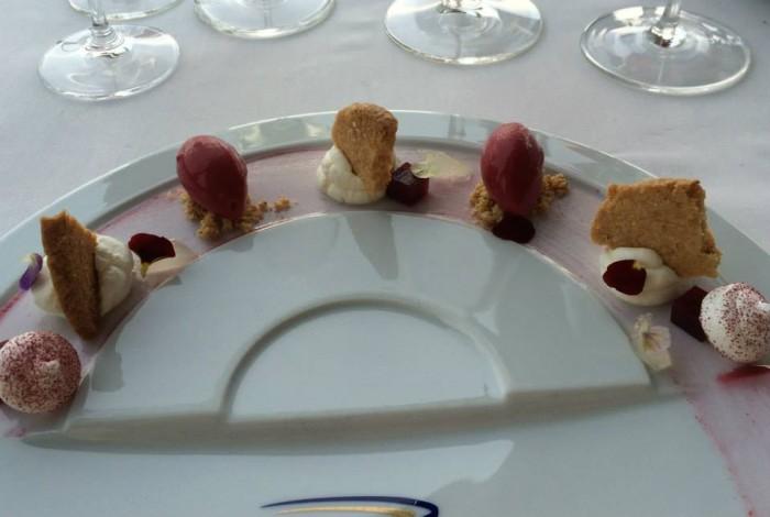 Rossellini's, il dessert ai frutti rossi