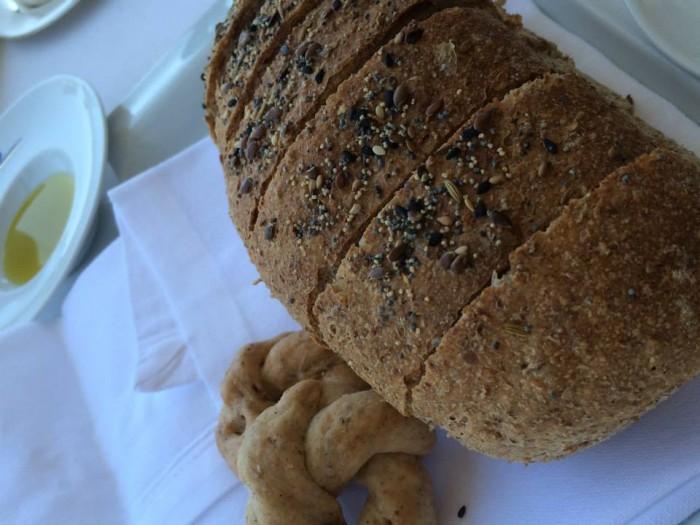 Rossellini's, pane ed olio