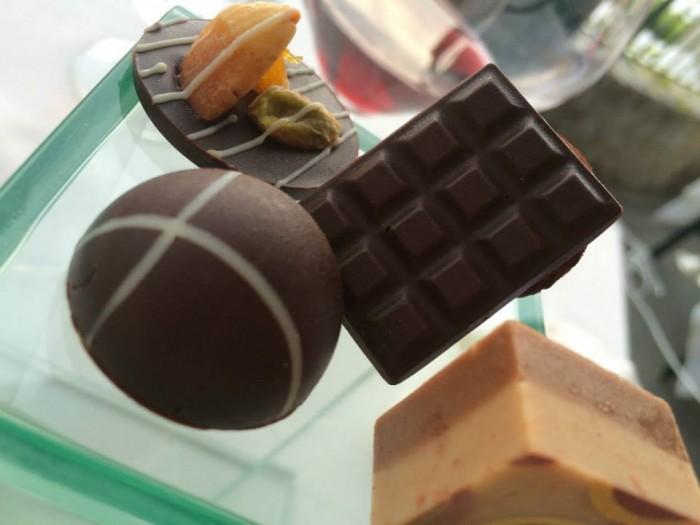 Rossellini's, piccola pasticceria il cioccolato