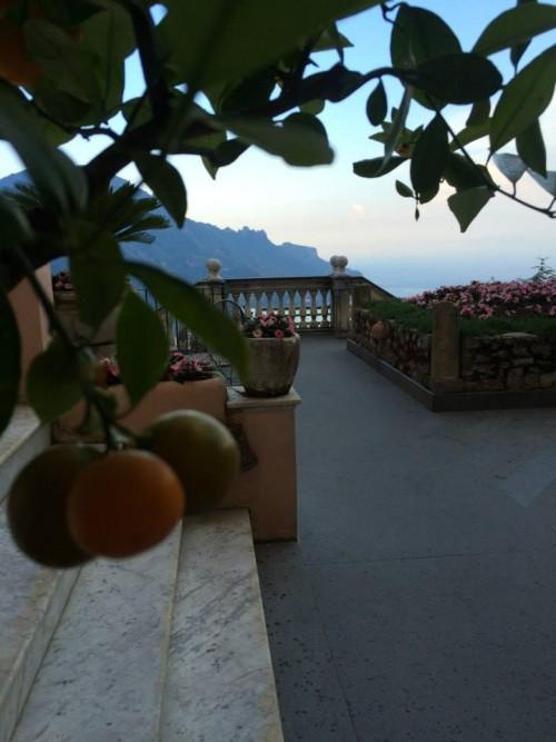 Rossellini's, uno scorcio di Palazzo Avino