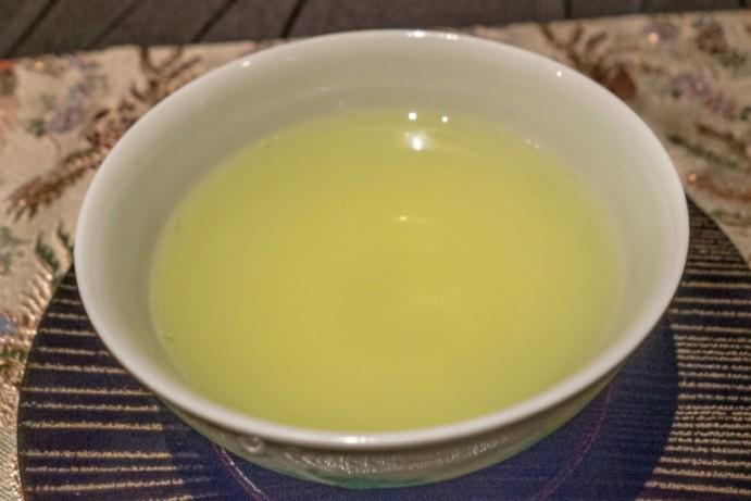 Ryugin, Tè verde