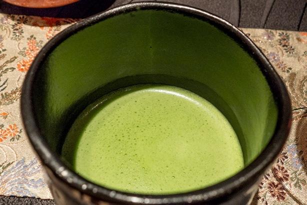 Ryugin, Tè macha