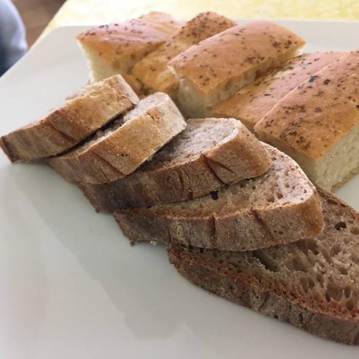 San Domenico, il pane e la focaccia