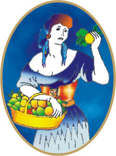 Il logo di Sapori Sorrentini a Vico Equense