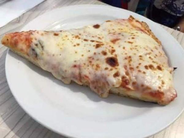 Spontini, la pizza
