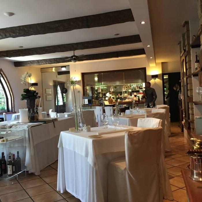 Taverna Estia, la sala