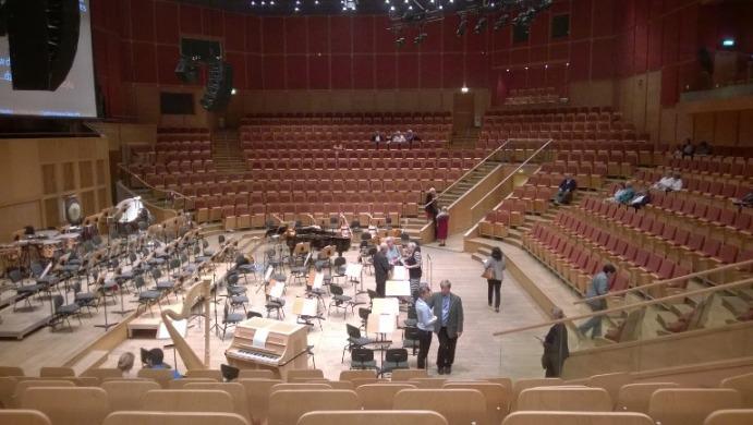 Teatro Filarmonica a Danzica