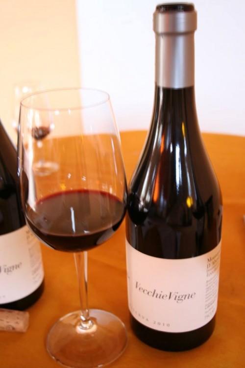 Vecchie Vigne 2010 Gentile