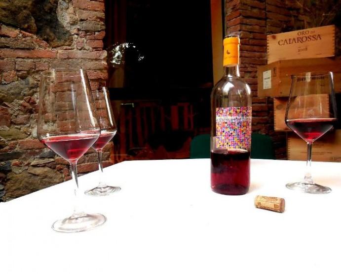 Vigna Ilaria, aperitivo rosato