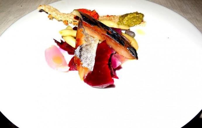 Vigna Ilaria, sgombro rapa rossa fegato di rana pescatrice