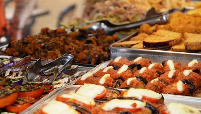 Vucciria, la varieta dello street food