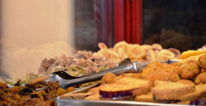 Vucciria, la varietà dello street food