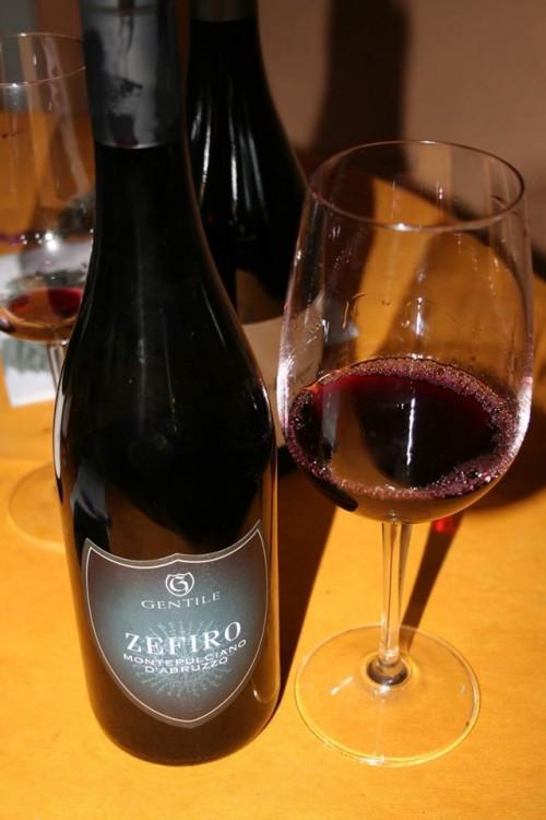 Zefiro 2005 Gentile