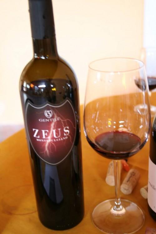 Zeus 2005 Gentile