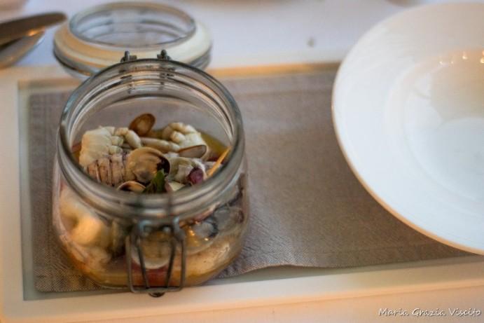 Uliassi, albanella in vaso cottura