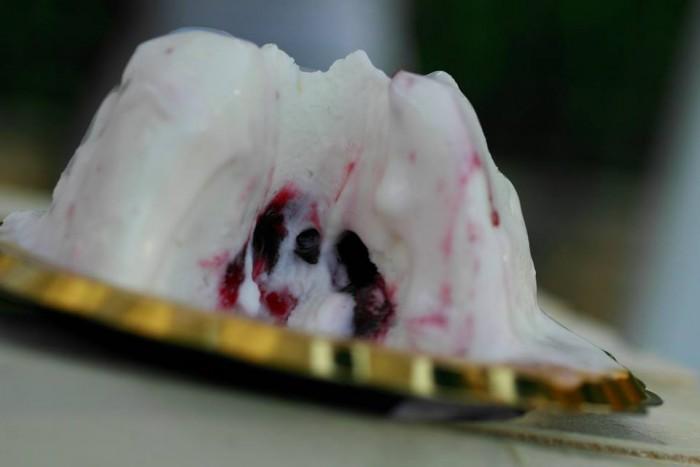 la gelateria di Paolo Amato, amarena