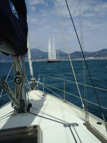 Maremagna 2015, Gelsomina, la barca vincitrice