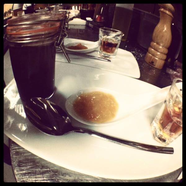 Cantina La Barbera, dark mousse solo con cioccolato grand cru Valrhona