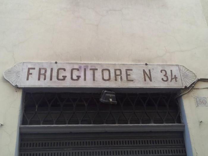 friggitoria a Firenze