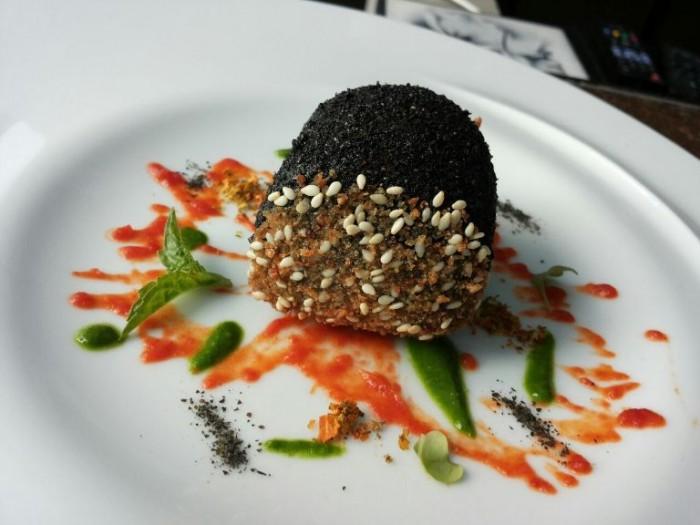 """il """"Sushi di Parmigiana"""" di Carlo Spina"""