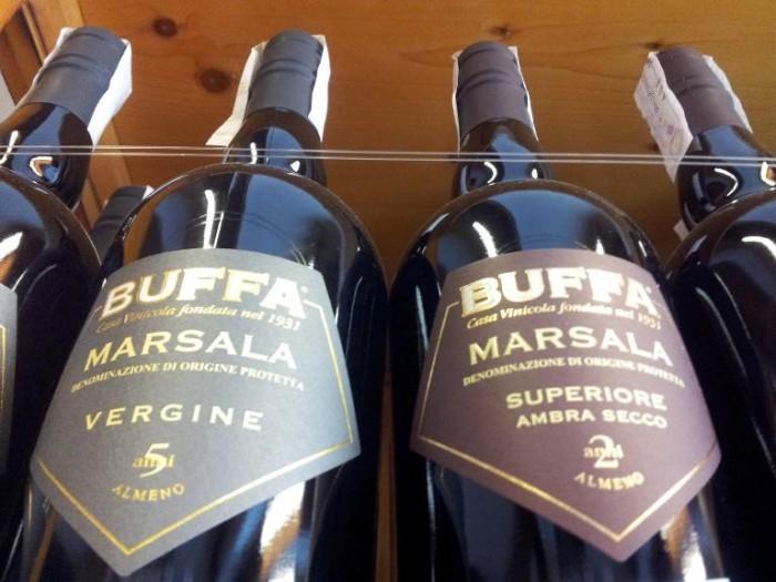 il marsala di Buffa