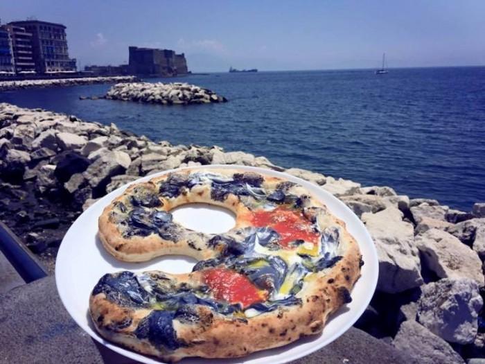 la Pizza Modigliani