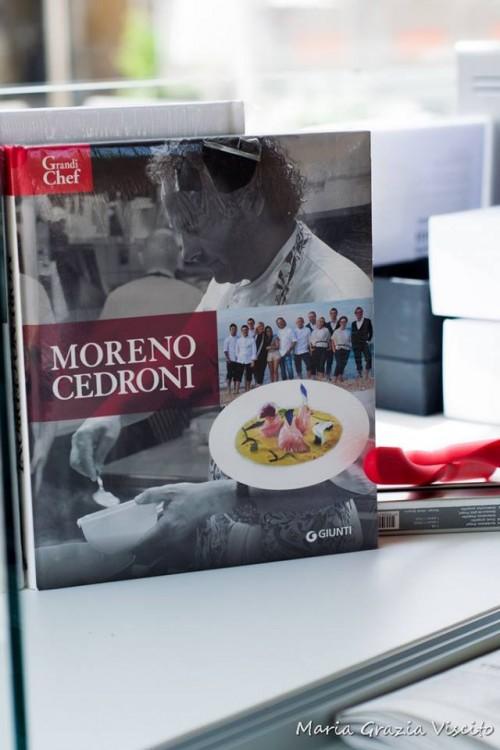 il libro di Moreno Cedroni
