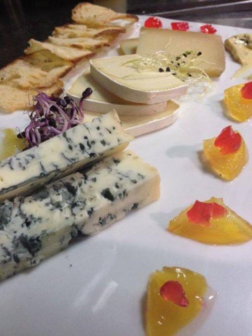 Cantina La Barbera, la selezione di formaggi