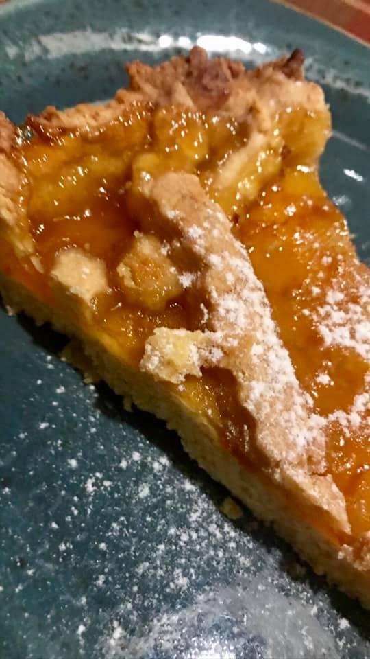 La Buatta, crostata di arance