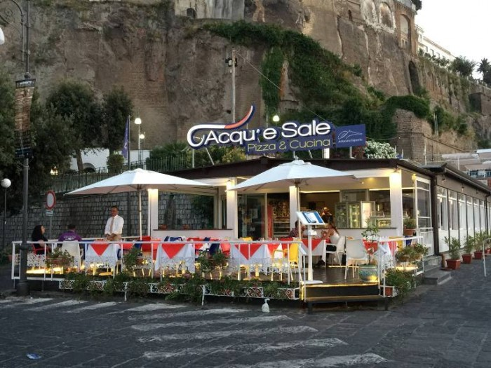 Acqu' e Sale a Sorrento