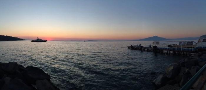 Acqu' e Sale, il panorama