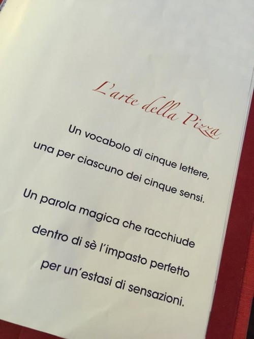Acqu' e Sale, il principio ispiratore sul menu