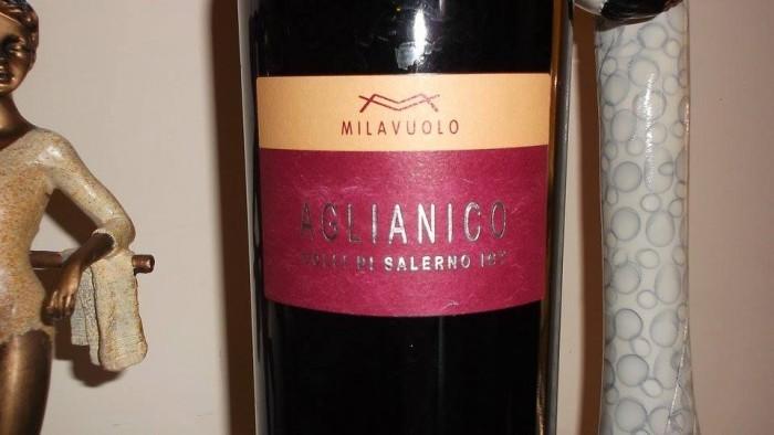 Aglianico Colli di Salerno Igt 2009 Mila Vuolo