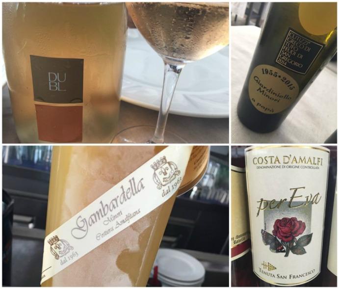 Al Giardiniello, vini e liquori