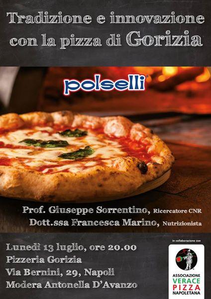 Alla Pizzeria Gorizia 1916 tradizione e innovazione con le farine Polselli