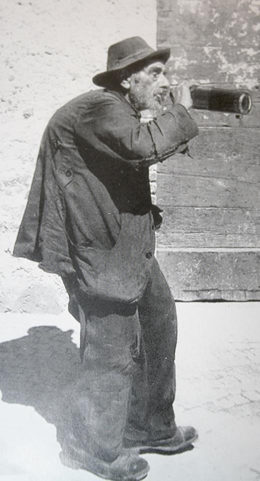 Cappadocia, immagine d'epoca - foto di Nando e Arnaldino Romani diritti di Fernando Romani