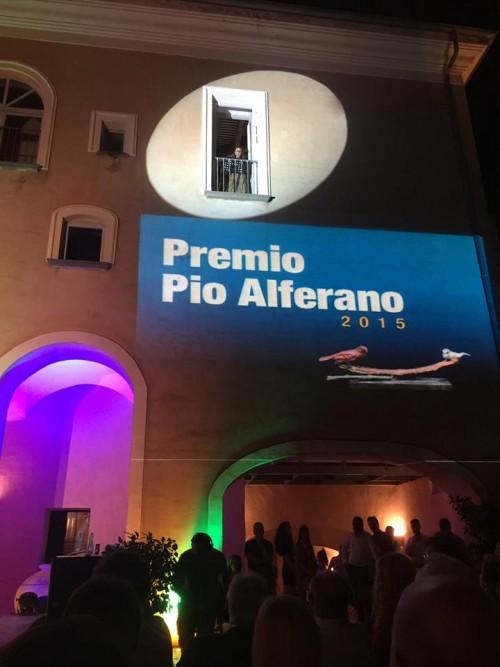Castellabate, Premio Pio Alferano 2015