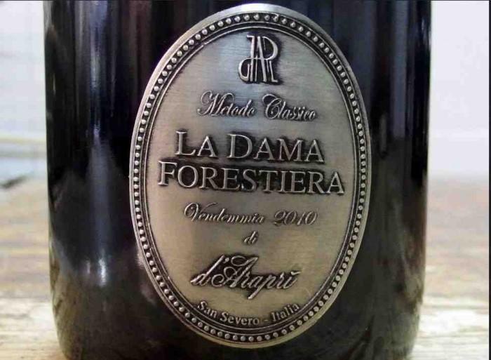 Dama Forastera 2010 D'Araprì