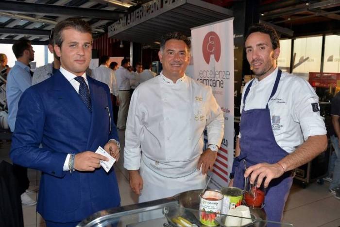 Ecellenze Expo, Sal De Riso con Francesco Sposito