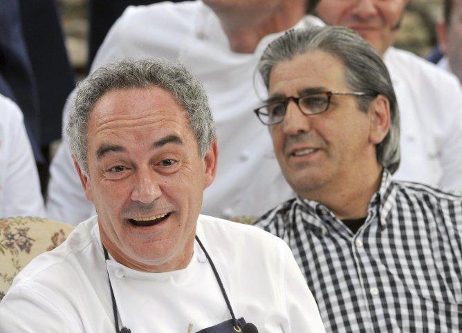 Ferran Adrià Juli Soler