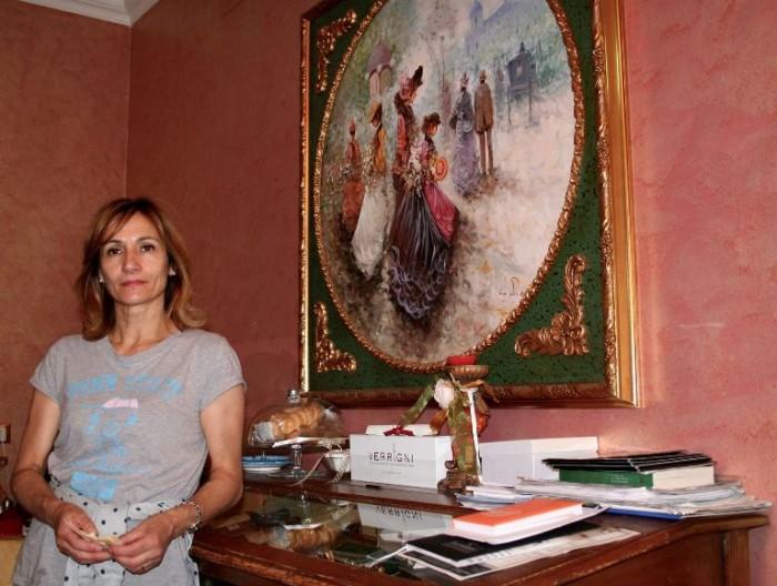 Gabriella la padrona di casa