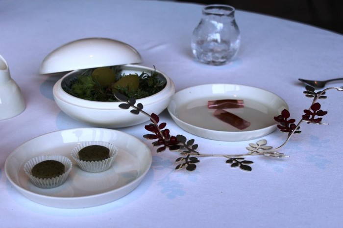 Geranium, coccole finali
