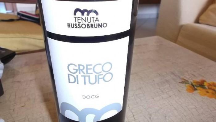 Greco di Tufo Docg 2013 Tenuta Russo Bruno