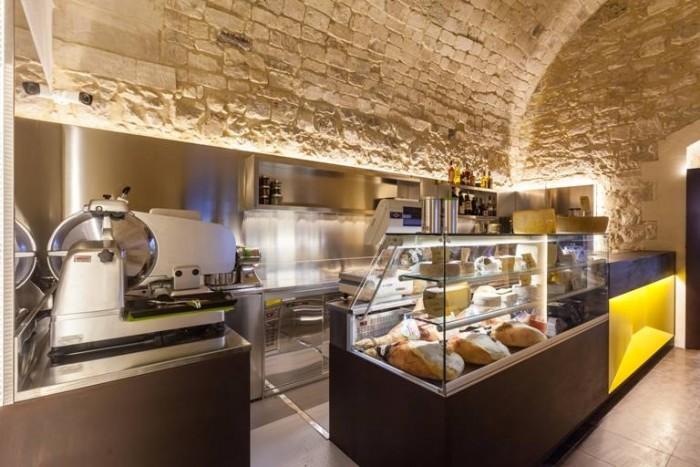 I Banchi, l'interno - foto di Marcello Bocchieri