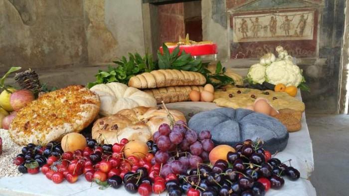 I sapori dell'antica Pompei