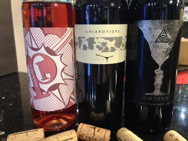 I vini della Nuvawe Aretina