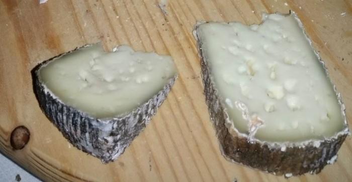 Il Casolare, formaggio di bufala affinato al pallagrello